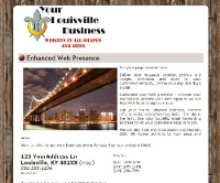 LouieBiz Enhanced Web Presence